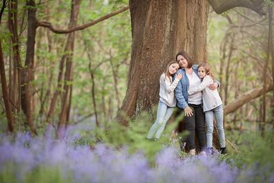 2018 - Family Norwood bluebell shoot 010