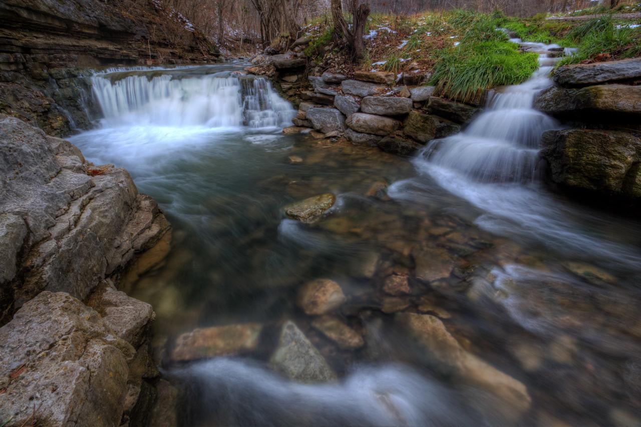 Cove Spring Falls