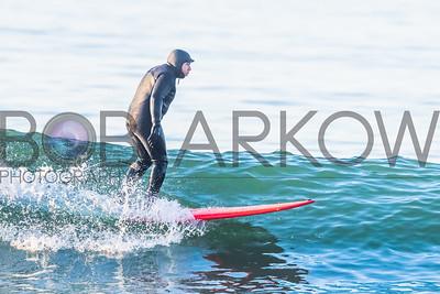 Surfing Long Beach 4-7-19