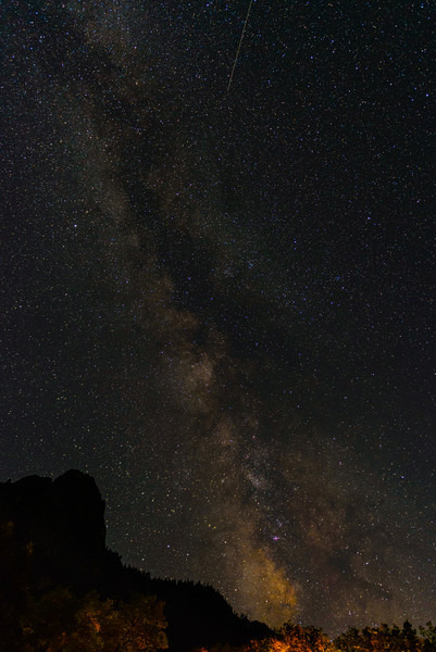 Milky Way and Stars