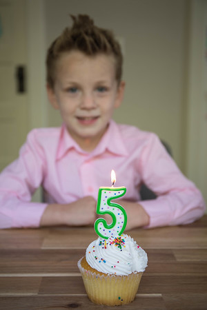 Colton Jack is 5