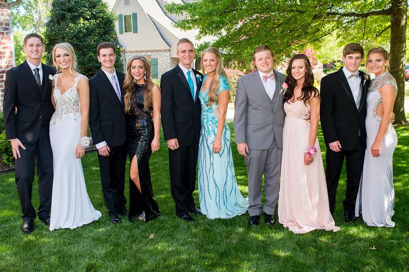 2015 Bartlesville Prom