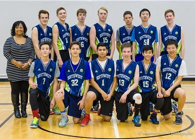 SWZ Tajah Basketball fall 2015