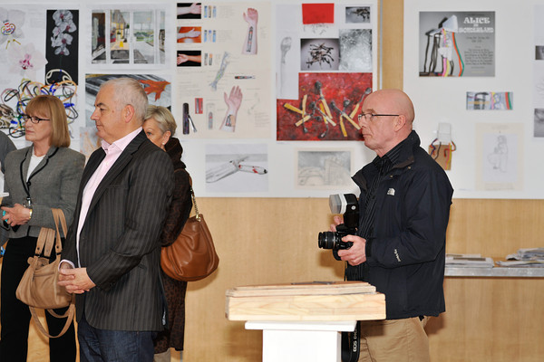 Sallynoggin College End of Year Exhbition - County Hall 2014