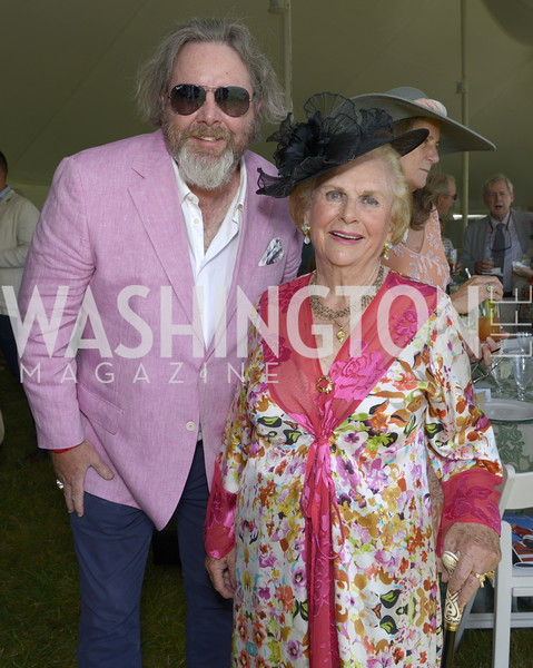 Mark Ricks and Jacqueline Mars NSLM 2019 Polo Classic Great Meadow Sep 15 2019 Photo by Nancy Milburn Kleck