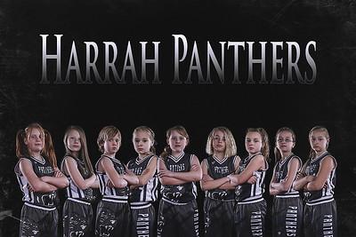 Harrah Panthers cb