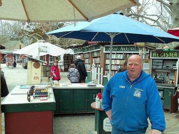 East Lyme 2 SM Book Barn Owner Randi White Podskoch