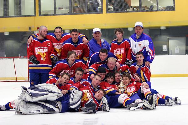 Midget Championship Game Iceland April 21