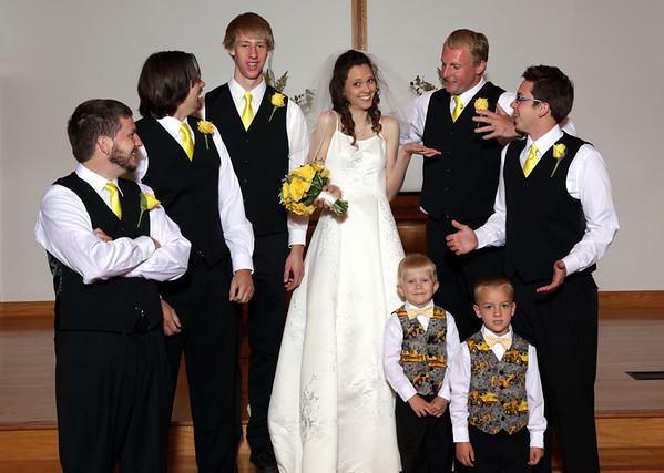 Ashley and Brandon Wedding, More looks