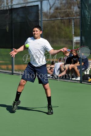 Wyomissing VS Holy Name Boys Tennis 2010 - 2011