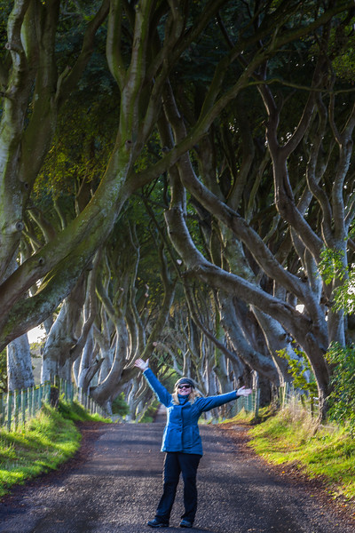 8 Deb and the dark hedges.jpg