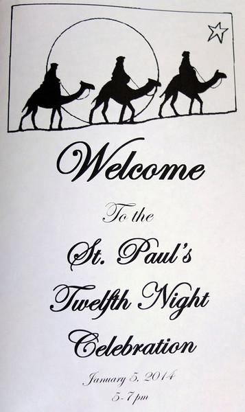 Twelth Night 2014