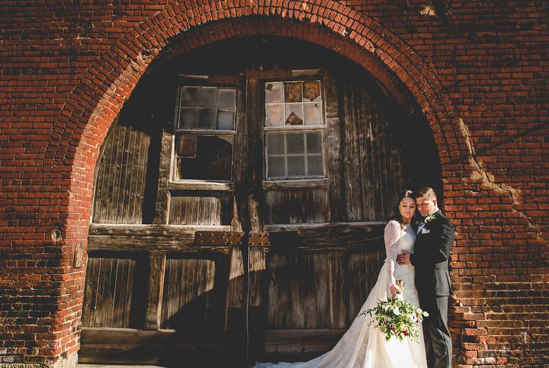 Mr. & Mrs. Sullivan l A Cleveland Arcade Wedding