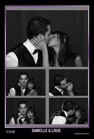 Danielle and Louie's Wedding