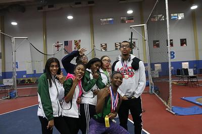 DCSAA Indoor Track Championships 2017
