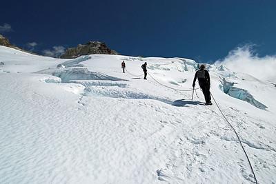 Mt. Baker Climb - 9-1-2008