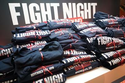 FIGHT NIGHT - THE FINAL ROUND 2019