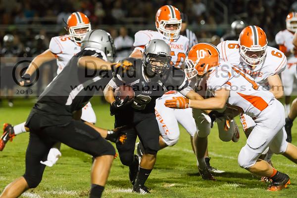 Boone Varsity Football #10 - 2013