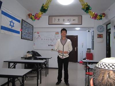 2012 BCI Applicants Wang Jiaxin, You Yeheng - Kaifeng