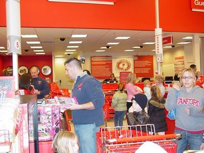 December 2007 - Christmas Shopping