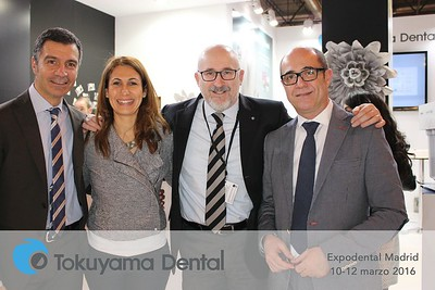 Tokuyama EXPODENTAL 2016 IFEMA (MADRID)