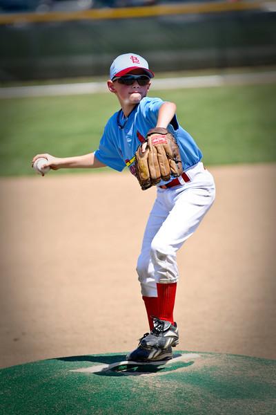 Cardinals May 2011 League Play