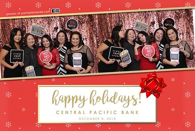 CPB Xmas 2018 (Mini Open Air Photo Booth 2)