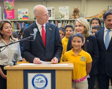 6-01-2015 Miami Carlos Finley Elementary School