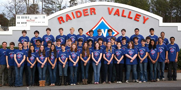 2012/13 Walton Robotics Team