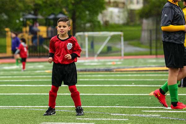 Eastwood Soccer May 2018