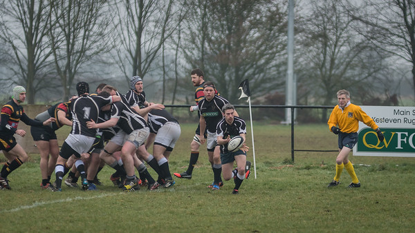 Kesteven 1st XV vs West Bridgford