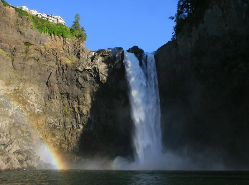 Washington State: Snoqualmie Falls