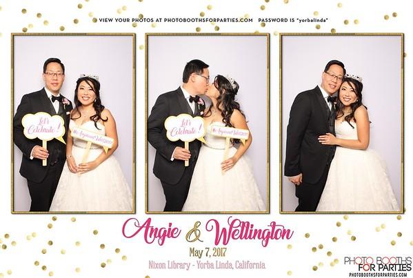 Angie & Wellington's Wedding