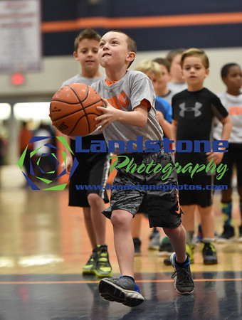 Delmar Youth League Basketball 01/27/18