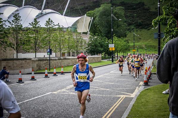 Edinburgh Marathon [2003]