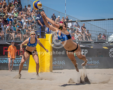FIVB Huntington Beach Open, 5 May 2018