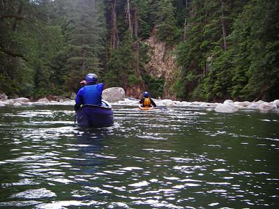 Statlu Creek - Chehalis River June 2009