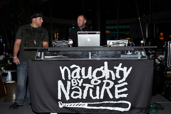 Naughty by Nature Performance