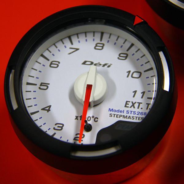 Metric Exhaust Temperature