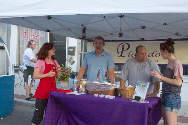 Hammonton Farmers Market 7-27-2012
