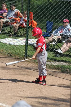 Bees Travel Baseball 2012