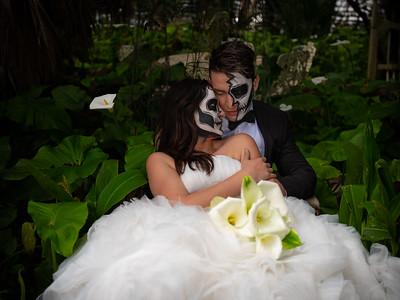 The half dead bride