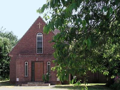 Methodist Church, High Street,  Milton, Abingdon, OX14 4GR