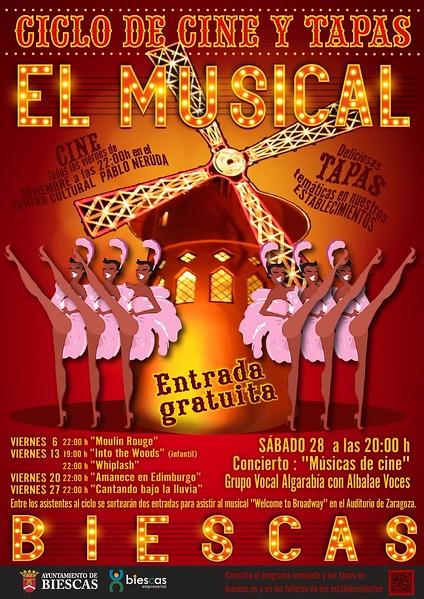 Concierto Musicales, Biescas