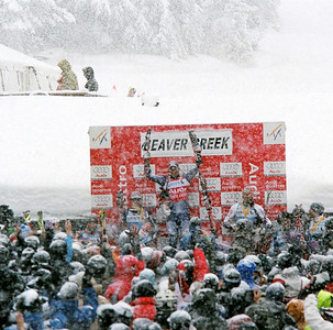 2005 Beaver Creek, CO - World Cup Skiing