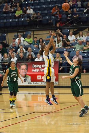 2012 - State Semifinals vs. Tyler Bishop Gorman