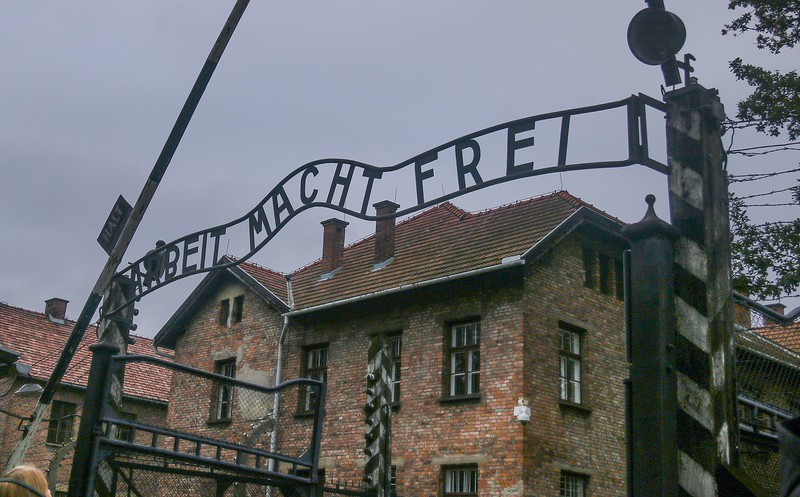 Originally established in 1940 as a holding center for dissidents and enemies of the Third Reich, Auschwitz evolved into a den of misery where any excuse to abuse and kill the prisoners was acted upon. Some guards (all SS men) were reasonable-others were pure sadists.