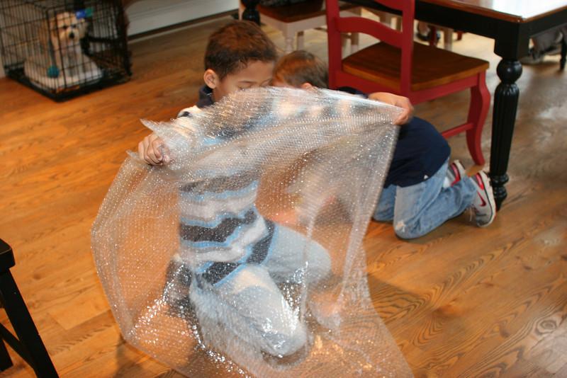 what's more fun than bubble wrap?