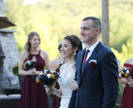 Bridget & Koby's Wedding
