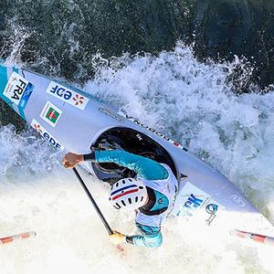 ICF Canoe Kayak Slalom World Cup Tacen 2019